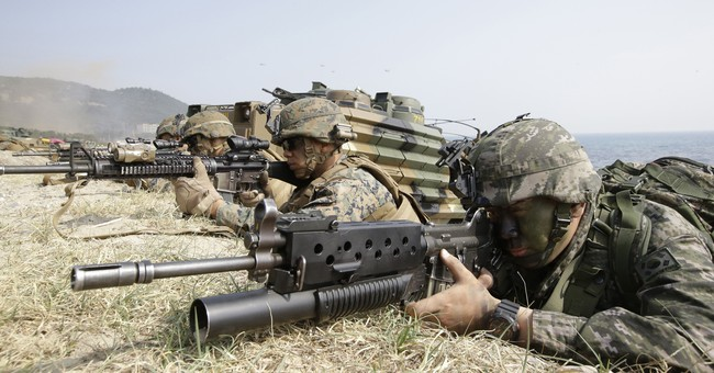 A look at US-S. Korea war games and how North might respond