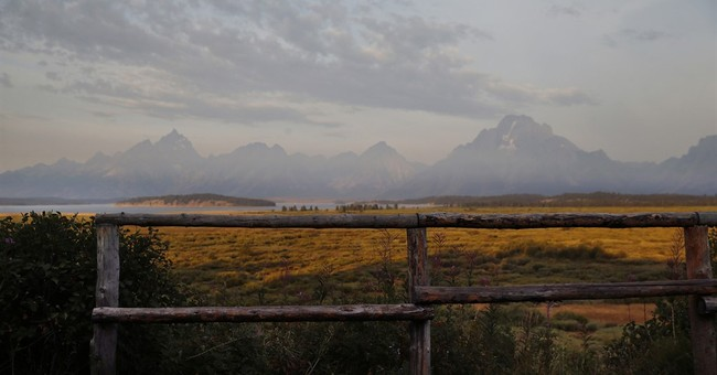 Grand Teton park to escape Yellowstone's shadow for eclipse