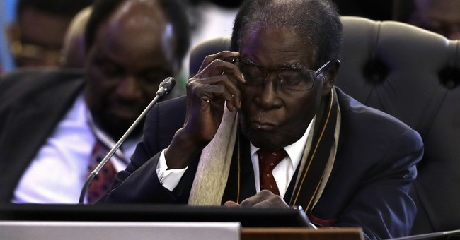 The Latest: South Africa blocks Air Zimbabwe flight