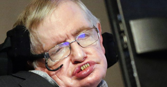 Physicist Hawking criticizes UK health secretary on service
