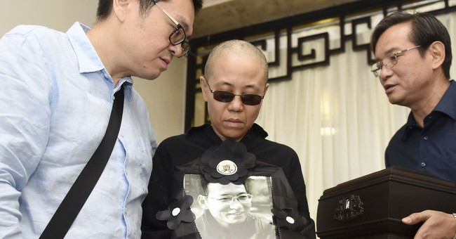Liu Xiaobo's widow in rare video amid fears for her safety