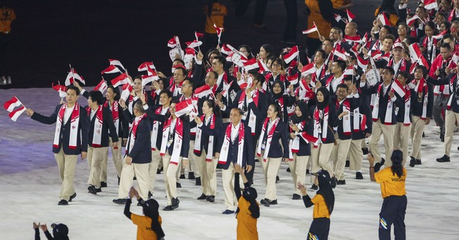 Indonesia angered after Malaysia shows its flag as Poland's