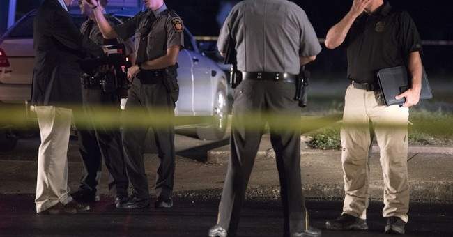 2 troopers wounded in robbery investigation; suspect killed