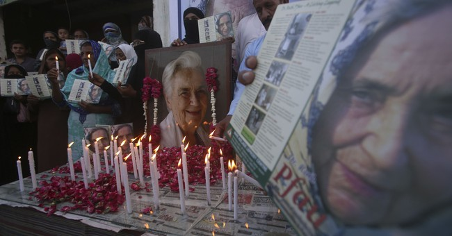 State funeral held for 'Pakistan's Mother Theresa'