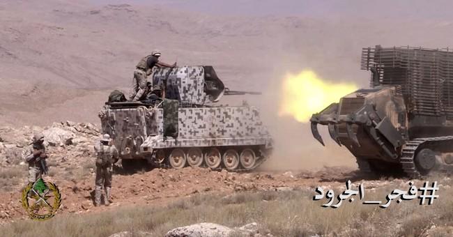 Bomb kills 3 Lebanese troops battling Islamic State