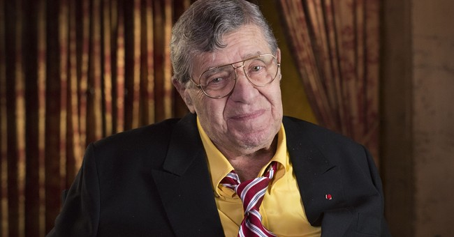 Comedians, stars react to death of Jerry Lewis