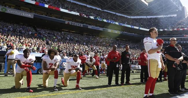 America still in turmoil a year after Kaepernick's protest