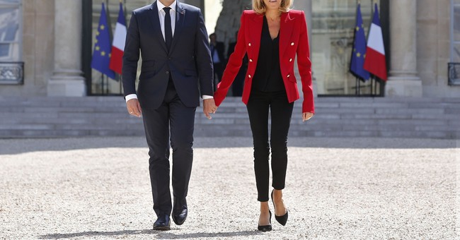 Charter defines role of Macron's wife _ still not first lady