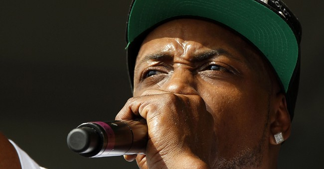 Rapper Mystikal surrenders on rape charge in Louisiana