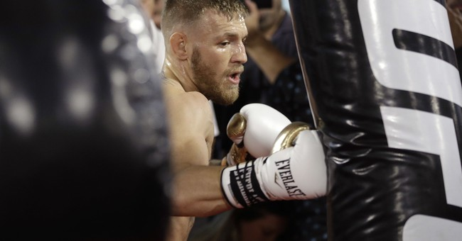 Sold out or not, Vegas will party during Mayweather-McGregor