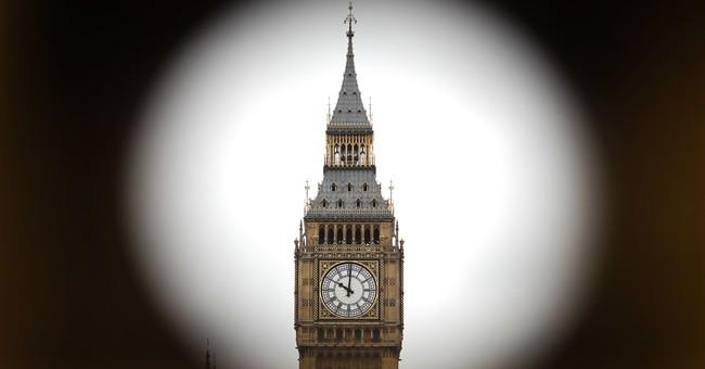 Big Ben bell falls silent in London for repairs until 2021