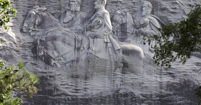 Stone Mountain another (huge) test for Confederate symbols