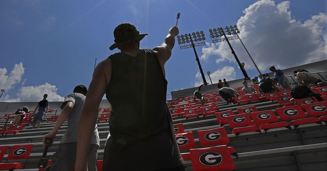 Baseball fans flock to minor league stadiums to see eclipse