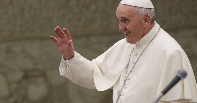 Pope: Rights of migrants trump national security concerns