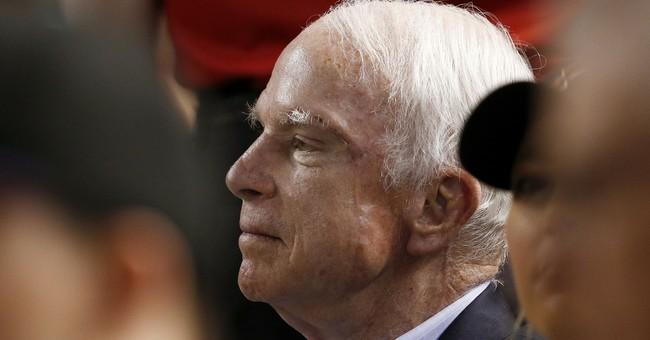 Between cancer treatments, McCain maintains rigorous agenda
