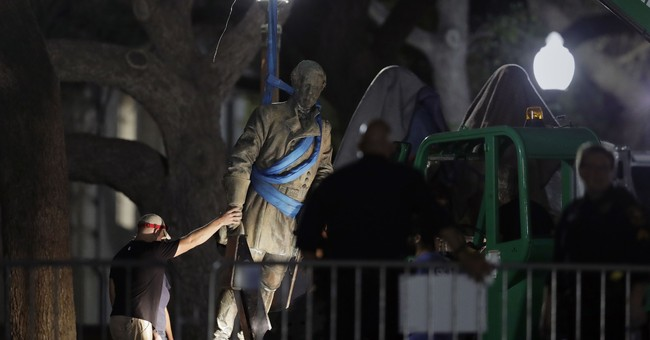 Texas college could influence other Confederate statue moves