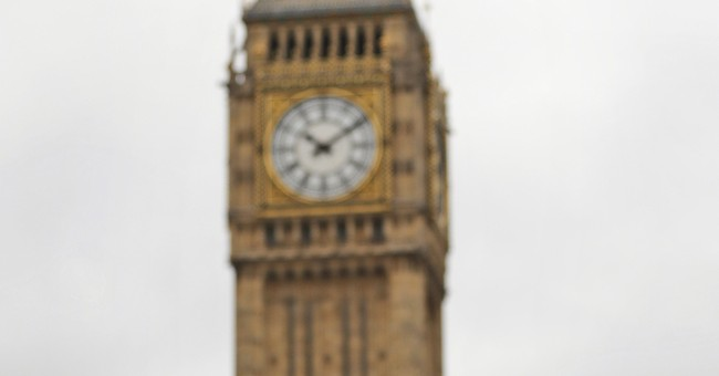 The Latest: Big Ben's bell goes silent for years of repairs