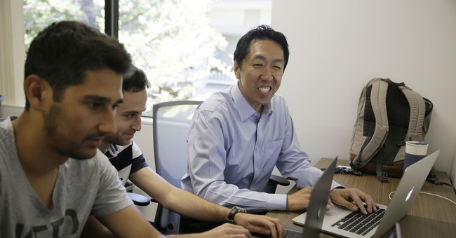 Andrew Ng hates paranoid androids, and other fun facts