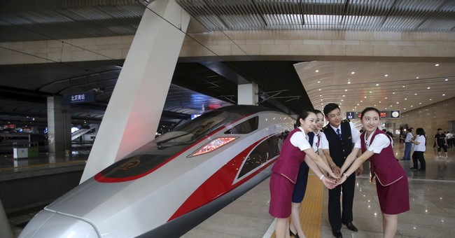 China to again have one of the world's fastest bullet trains