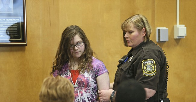 Teen pleads guilty to lesser charge in Slender Man attack