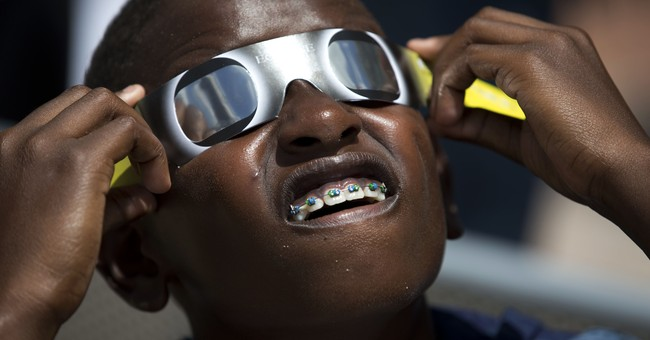 Eclipse watchers: 'Really, really, really awesome'