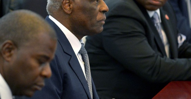 Angola votes for 1st new president in nearly 4 decades
