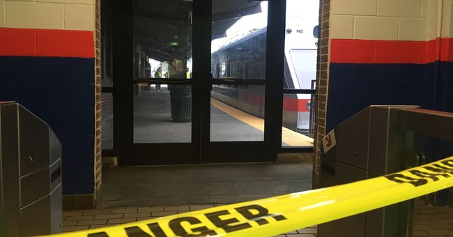 Commuter train crashes into parked train, injuring dozens