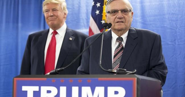 Trump isn't expected to pardon Joe Arpaio on Tuesday