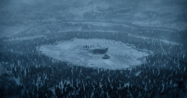 Game of Thrones: Can Night King win with top-down economy?