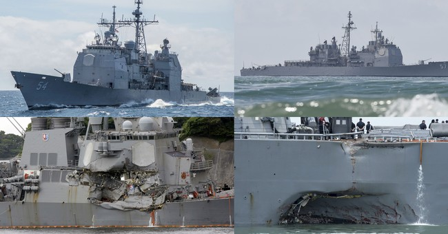 4 accidents, 2 deadly, raise questions about Navy operations