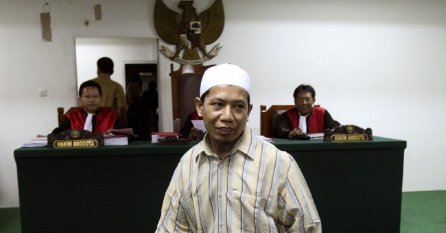 Indonesian police declare cleric key suspect in 2016 attack