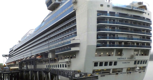 Man pleads not guilty in wife's death during Alaska cruise