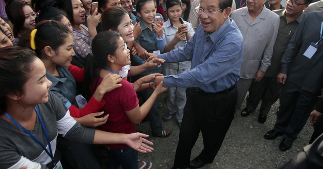 US chastises Cambodia for curtailing press freedom
