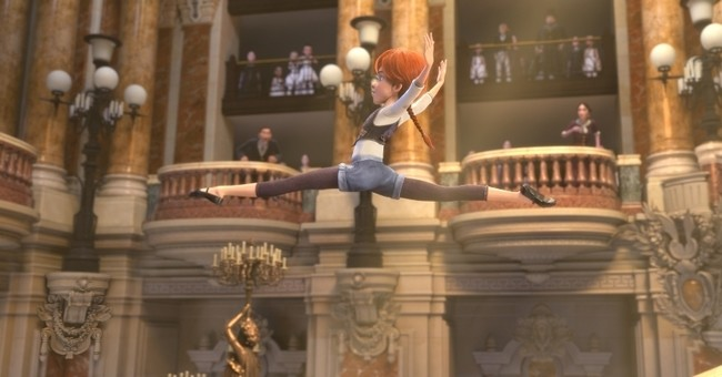 Film Review: Animated 'LEAP!' sets a low barre