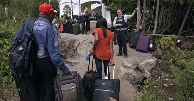 No guarantee of residence for migrants fleeing US for Canada