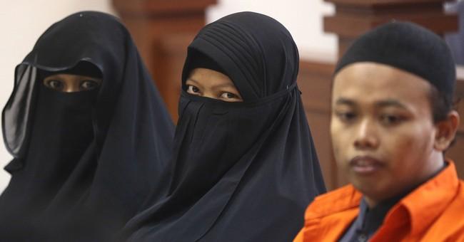10-year jail sentence sought for female Indonesian militant