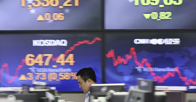 Global markets push ahead as central bankers ready to meet