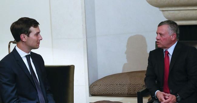 Trump adviser Kushner in Cairo for talks on Mideast peace