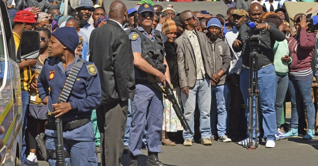 South Africa cannibalism case leads to 5 arrests