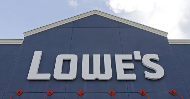 Lowe's not catching the same tail wind Home Depot is riding