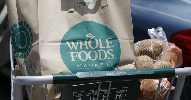 The Latest: FTC won't block Amazon's takeover of Whole Foods