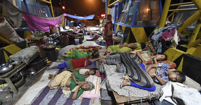 At least 950 killed in South Asia's annual monsoon floods