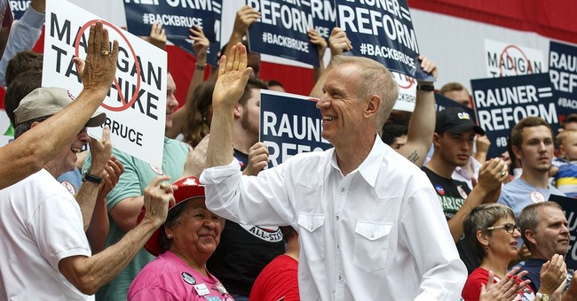4 resign from Illinois governor's office after cartoon flap