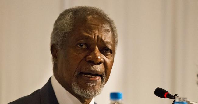 Annan urges economic, social reform in Myanmar state