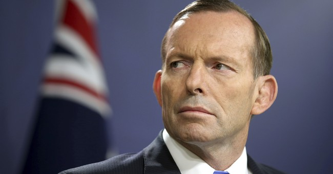 Australian PM: Tony Abbott was once too drunk for Parliament