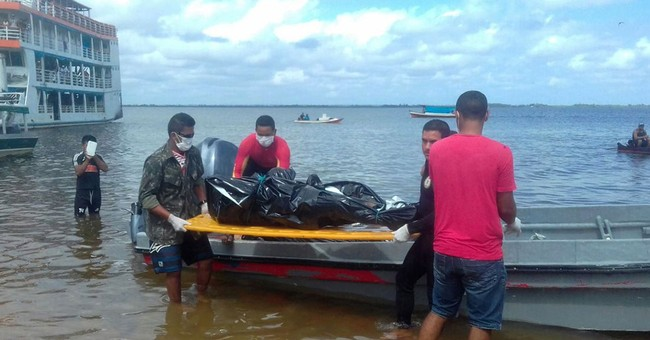 18 dead in Brazil boat accident, 2nd fatal sinking this week