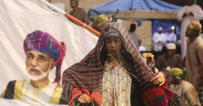 Oman's foggy cool monsoon season and festival draws tourists