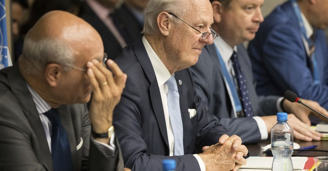 Syria opposition told to come to terms with Assad's survival