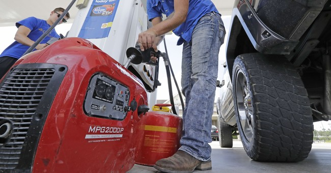 Hurricane Harvey likely to boost gas prices for US drivers