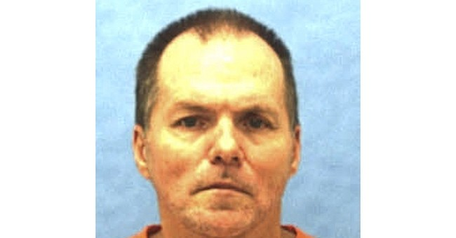 Florida uses new drug to execute man convicted of 2 murders